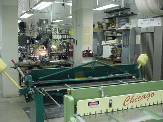 custom machine shops