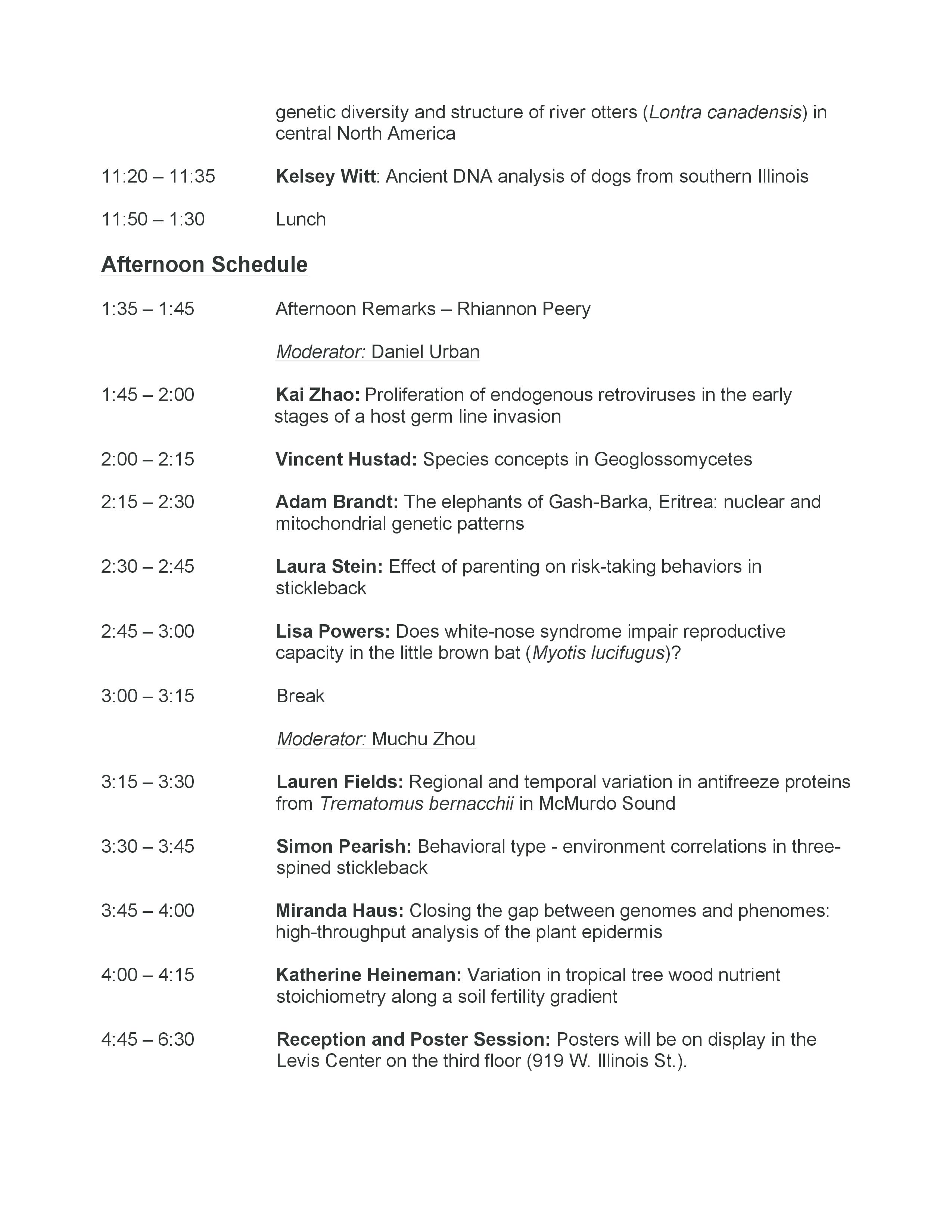 GEEBSymposium_ScheduleOfTalks2014-1